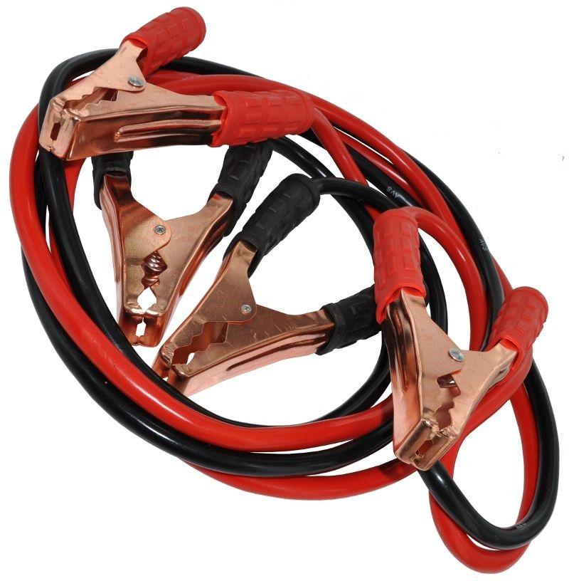 Пусковые провода Сервис ключ 2.5м 500А 73113