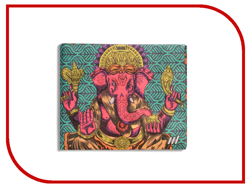Аксессуар New Wallet Ganesha NW-037