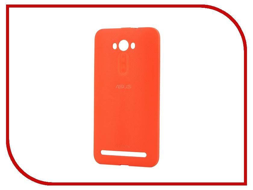 Аксессуар Чехол ASUS ZenFone 2 ZE550KL/ZE551KL Bumper Case PF-01 Orange 90XB00RA-BSL320<br>