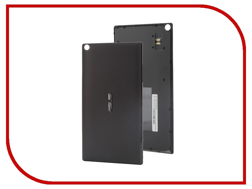 Аксессуар Чехол ASUS ZenPad 8.0 CB81 Power Case Black 90XB030P-BSL060<br>
