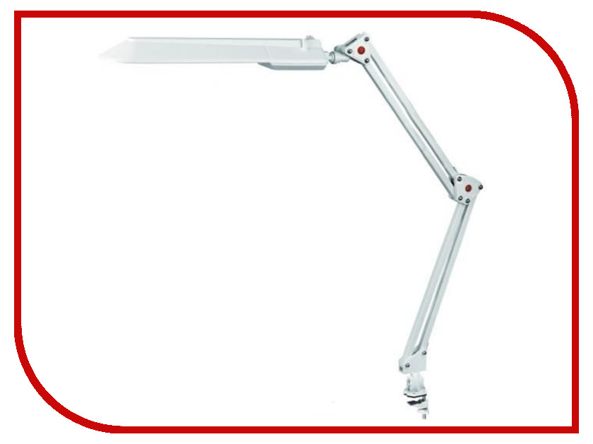 Настольная лампа Camelion KD-017C С01 White camelion kd 350
