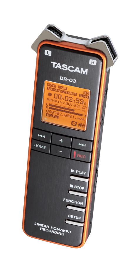 Диктофон Tascam DR-03<br>