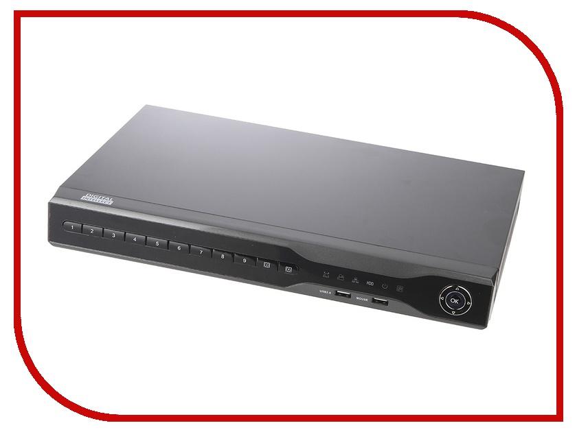 Видеорегистратор Digital Intellect NVR-1408P<br>