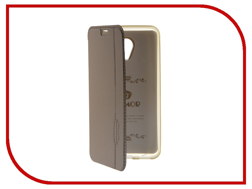 Аксессуар Чехол Meizu M2 Note Armor Air Slim Gold GB-F-MEIM2NOTE-GOLD<br>