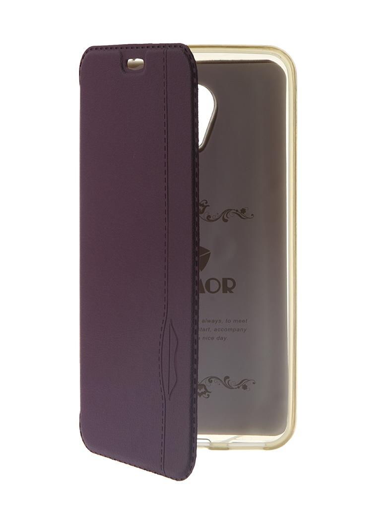 Аксессуар Чехол Meizu M2 Note Armor Air Slim Violet GB-F-MEIM2NOTE-VIO<br>