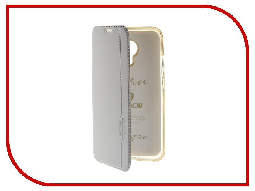 Аксессуар Чехол Meizu MX5 Armor Air Slim White GB-F-MEIMX5-WH<br>