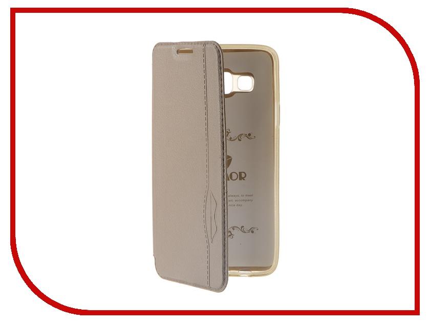 Аксессуар Чехол Samsung Galaxy A3 A300F Armor Air Slim Gold GB-F-SGA3-GOLD<br>