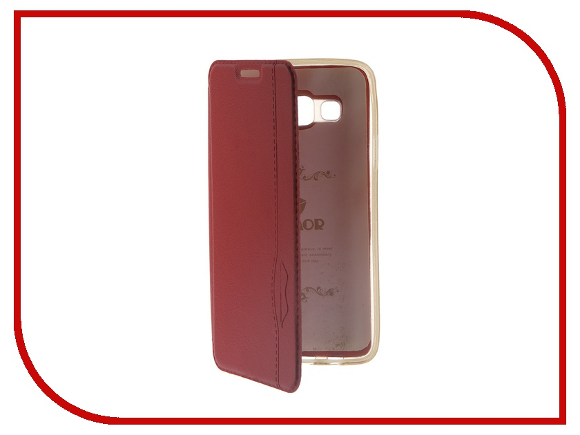 Аксессуар Чехол Samsung Galaxy A3 A300F Armor Air Slim Red GB-F-SGA3-RED<br>