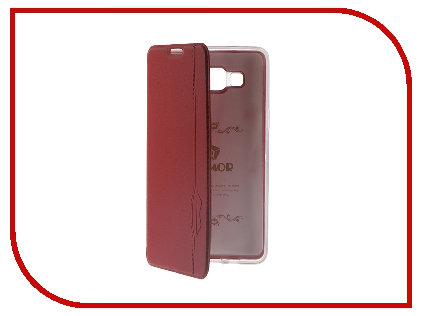 Аксессуар Чехол Samsung Galaxy A5 A500F Armor Air Slim Red GB-F-SGA5-RED<br>