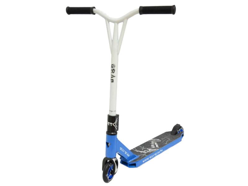 Самокат Tech Team TT Grab Blue-White<br>