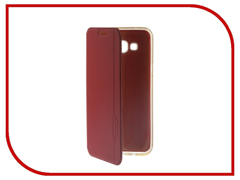 Аксессуар Чехол Samsung Galaxy A8 A800F Armor Air Slim Red GB-F-SGA8-RED<br>