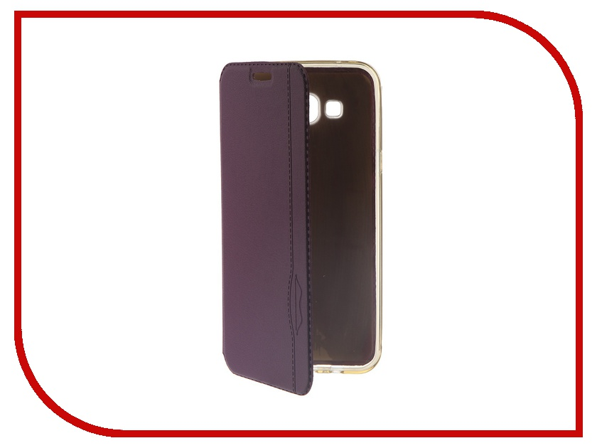 Аксессуар Чехол Samsung Galaxy A8 A800F Armor Air Slim Violet GB-F-SGA8-VIO аксессуар чехол meizu mx5 armor air slim white gb f meimx5 wh
