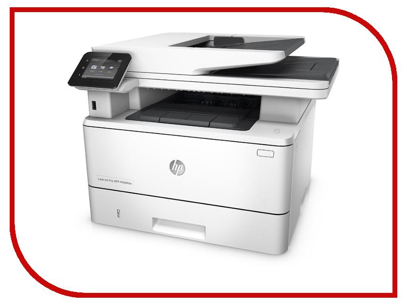 МФУ HP LaserJet Pro 400 M426fdw F6W15A принтер hewlett packard hp laserjet pro 400 m401n