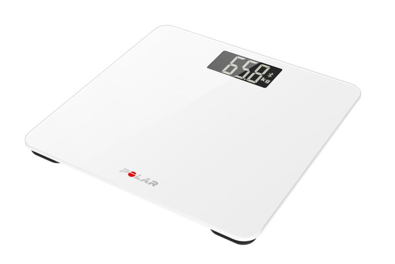 Весы напольные Polar Balance Scale White электронная мерная ложка весы digital spoon scale