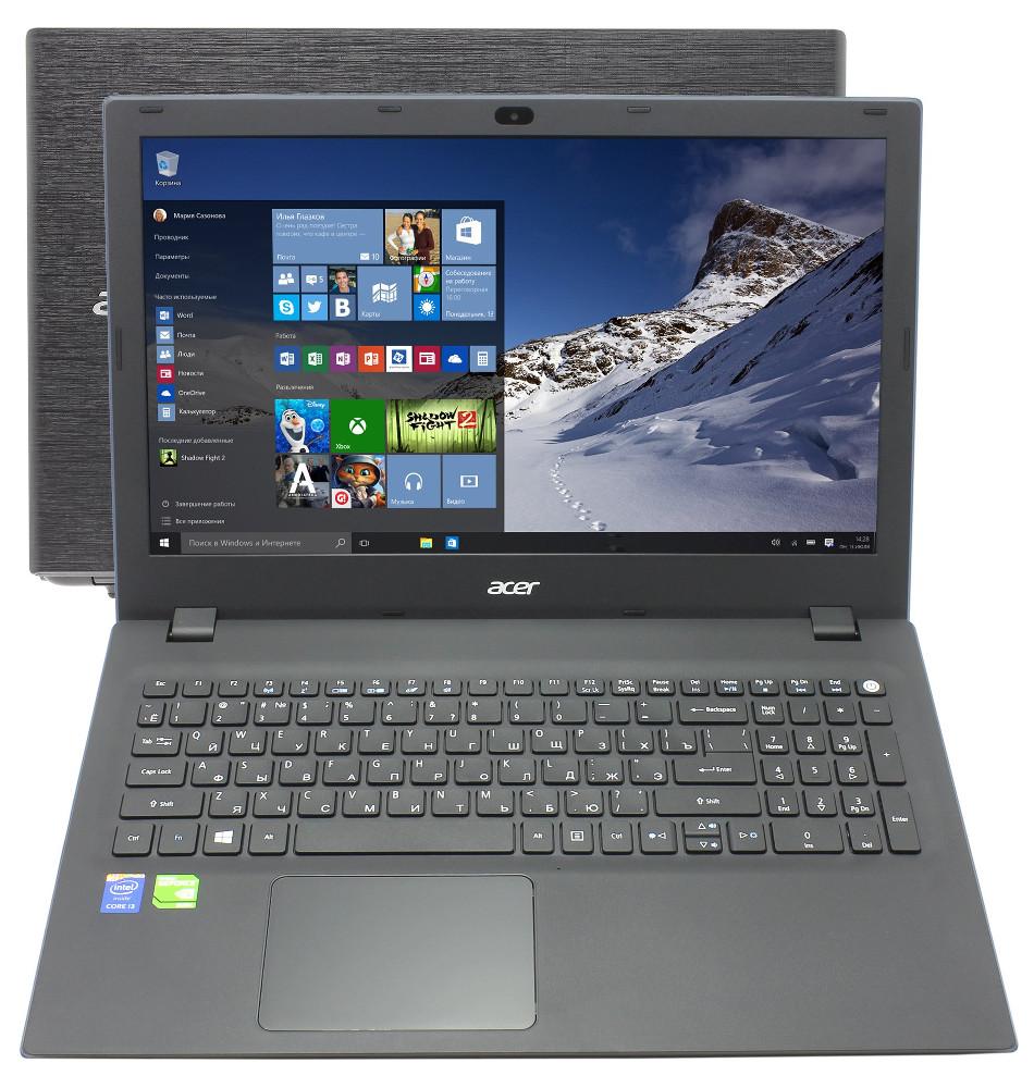 Ноутбук Acer Extensa EX2511G-390S NX.EF9ER.012 (Intel Core i3-5005U 2.0 GHz/4096Mb/500Gb/DVD-RW/nVidia GeForce 920M 2048Mb/Wi-Fi/Cam/15.6/1366x768/Windows 10 64-bit)<br>