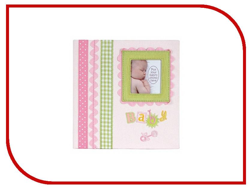 Фотоальбом Innova Memo Baby Memories 10x15/180 Q4403614M Pink