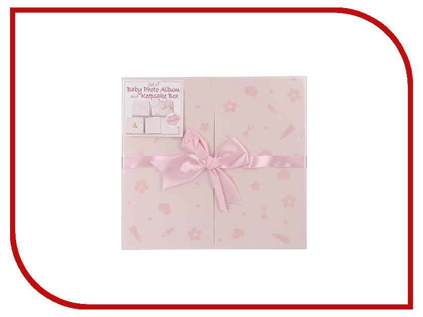 Фотоальбом Innova Baby Nursery Memo 10x15/200 Q418746M Pink