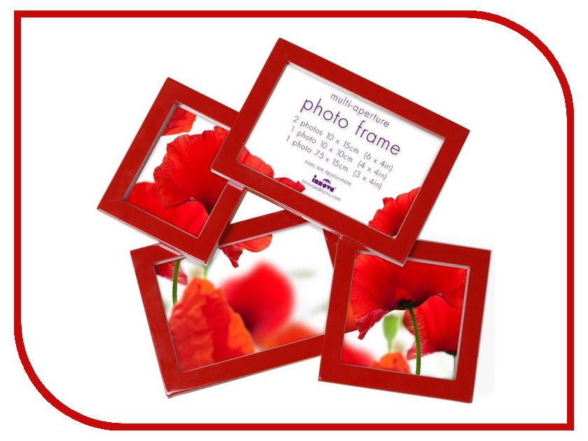 Innova Maggiore VIII 10х15/4 PI01916 Red<br>