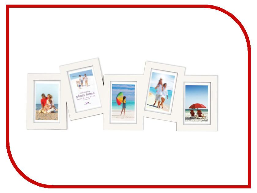 Рамка для фото Innova Maggiore XVII 10х15/5 PI03774 White<br>