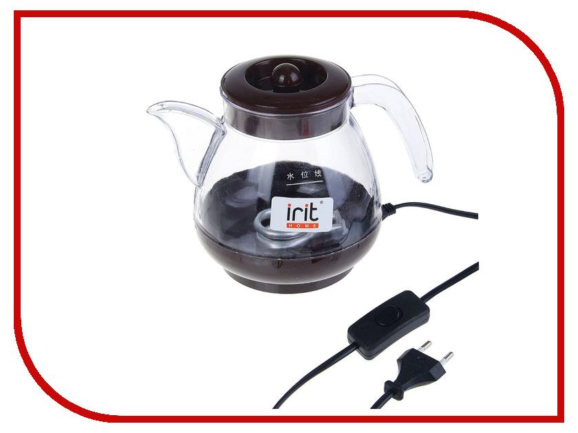 Чайник Irit IR-1124 чайник irit ir 1314 1500 вт зелёный 1 8 л нержавеющая сталь