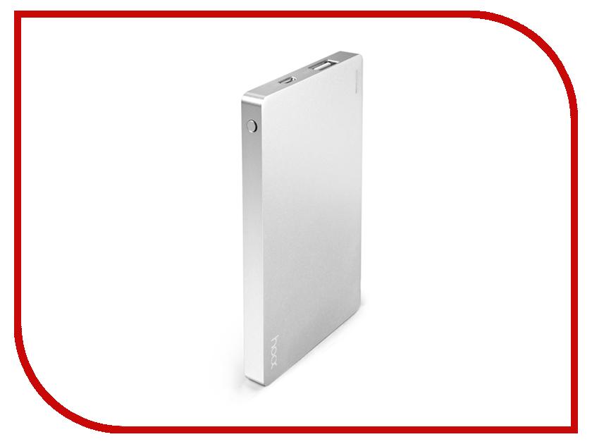 Аккумулятор Hoox TI 5000 mAh Silver HO-TI5000-S<br>