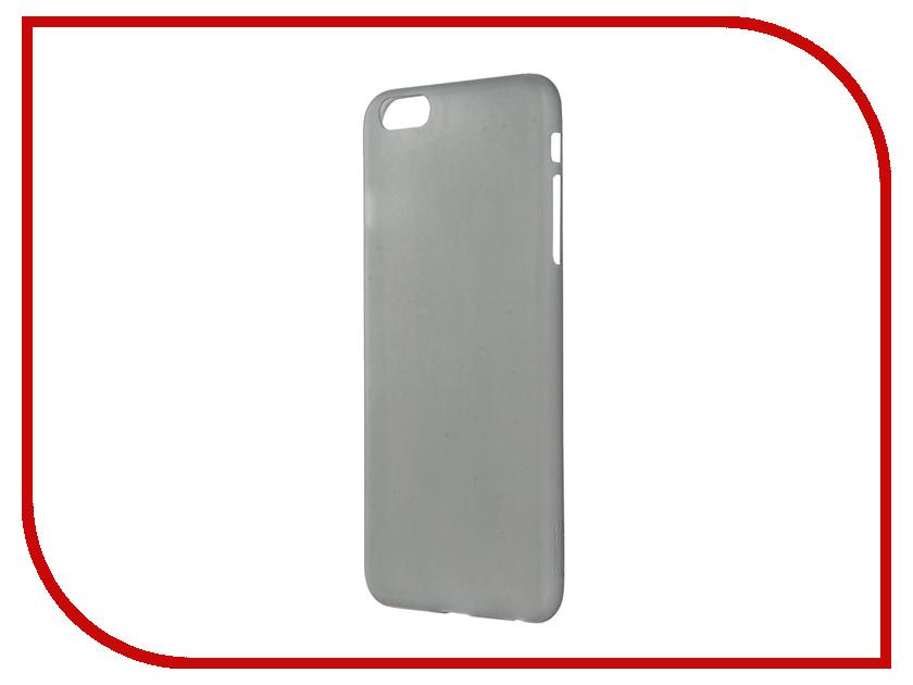 Аксессуар Чехол PURO Ultra-Slim 0.3 для iPhone 6 Plus Black IPC65503BLK<br>