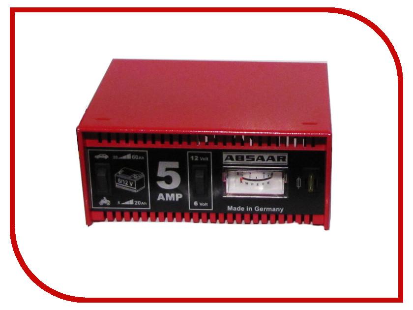 Зарядное устройство для автомобильных аккумуляторов ABSAAR 903 000