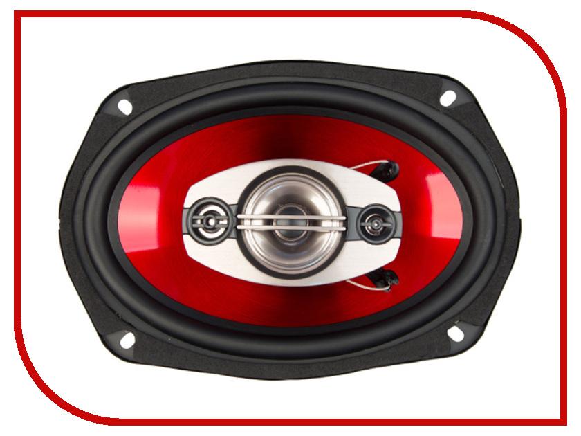 цена на Автоакустика URAL AS-C6947 Red