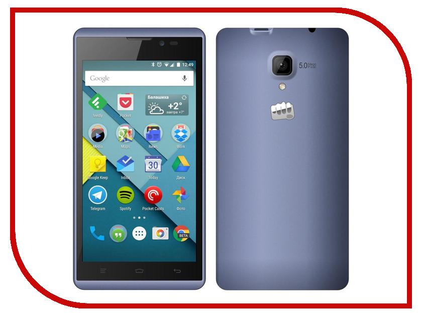 Сотовый телефон Micromax D340 Blue<br>