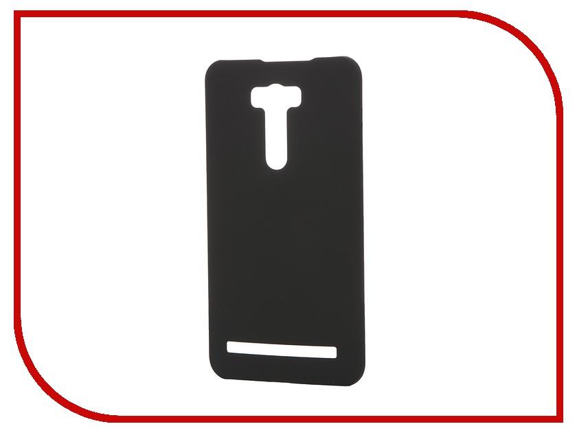 Аксессуар Чехол ASUS ZenFone Laser 2 ZE601KL SkinBox Shield 4People Black T-S-AZZE601KL-002<br>