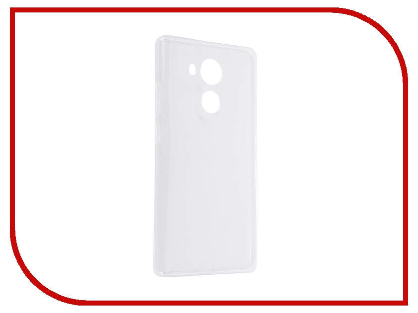Аксессуар Чехол Huawei Mate 8 SkinBox Slim Silicone Transparent T-S-HM8-006