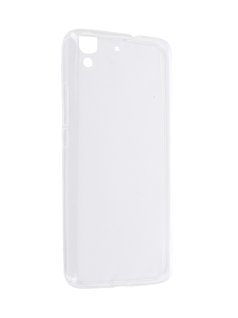 ��������� ����� Huawei Y6 SkinBox Slim Silicone Transparent T-S-HY6-006