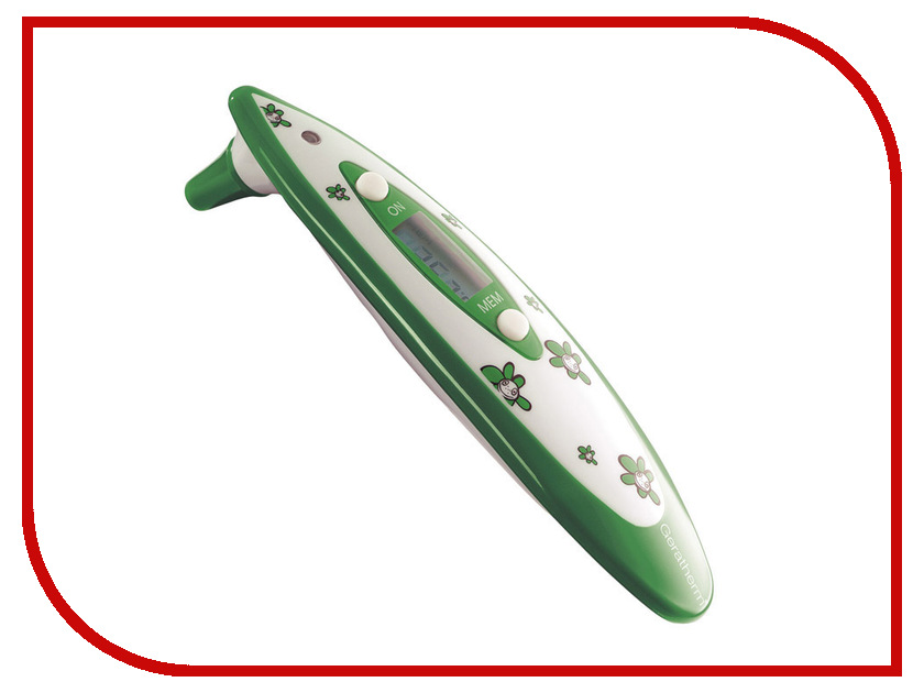 Термометр Geratherm Duotemp GEF 100 Green