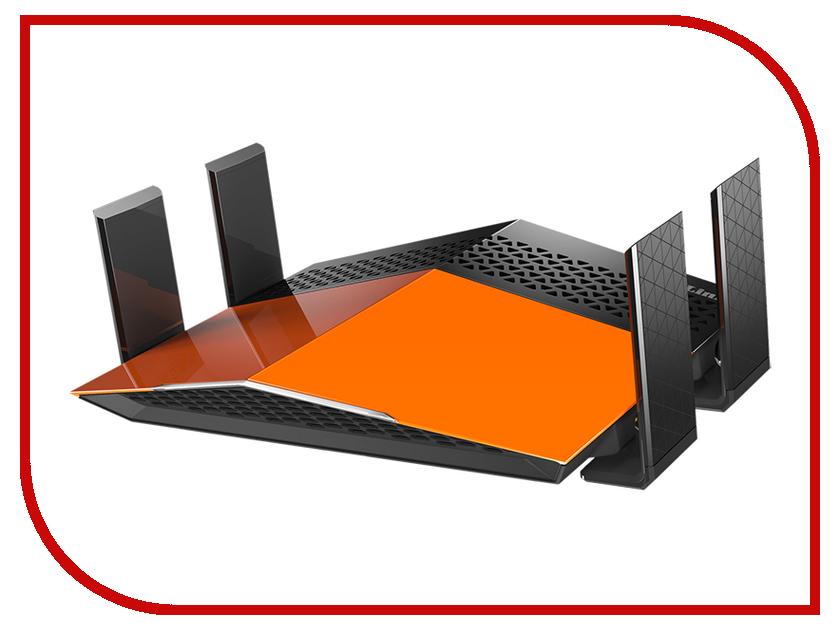 Wi-Fi роутер D-Link DIR-879 wi fi роутер d link dir 825 ac g1
