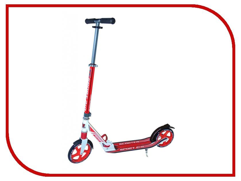 Самокат Tech Team TT 210 Sport Red