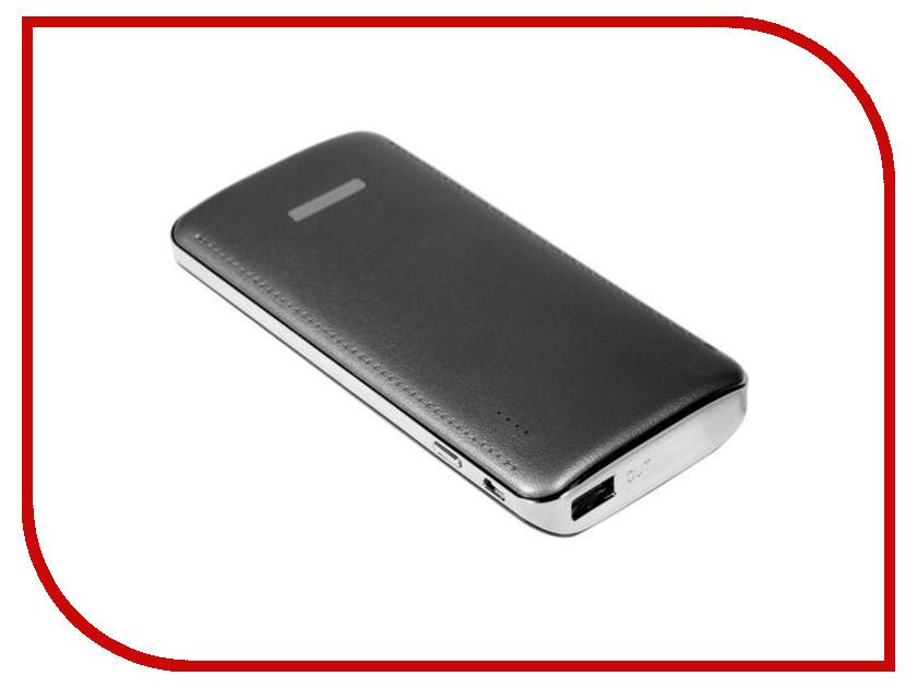 Аккумулятор Nobby Comfort 017-001 10000 mAh USB 1.2А Graphite 09281