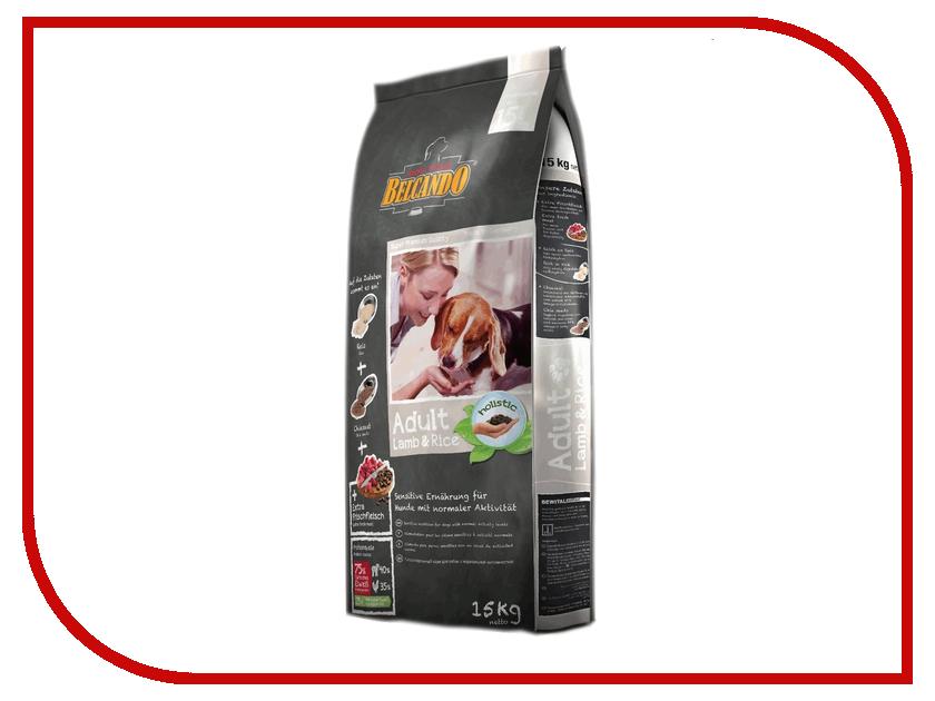 Корм BelcandO Adult Ягненок c рисом 15kg для собак 553925