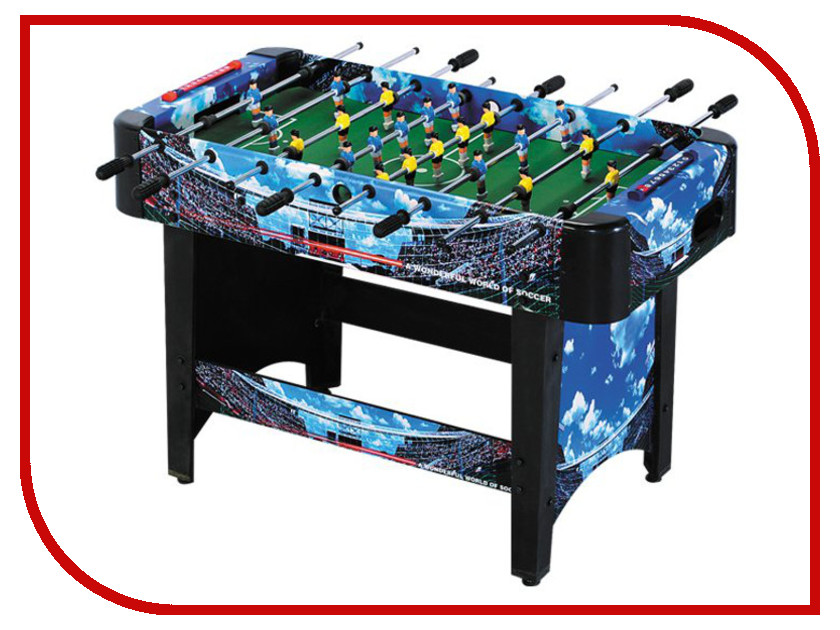 Игровой стол Weekend Arsenal Blue 51.203.04.1 футбол<br>