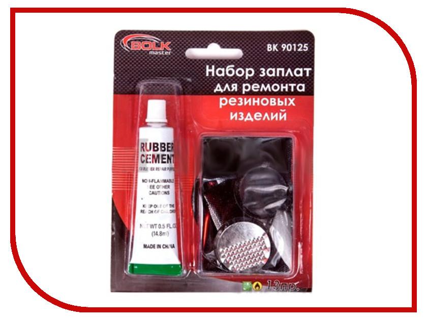 Набор BOLK BK90125 заплат для ремонта резиновых изделий<br>