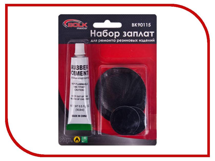 Аксессуар BOLK BK90115 Набор заплат для ремонта резиновых изделий<br>