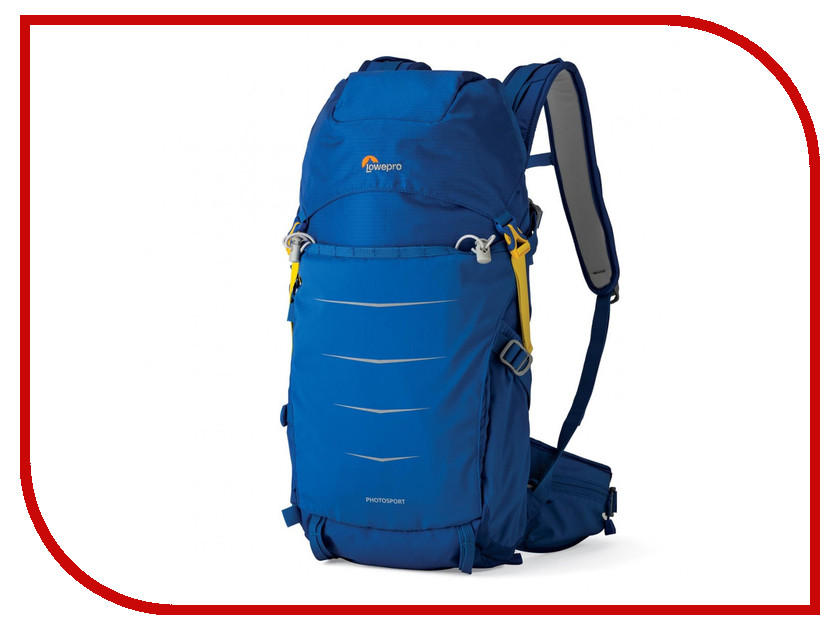 LowePro Photo Sport BP 200 AW II Blue 83210 футляр lowepro s
