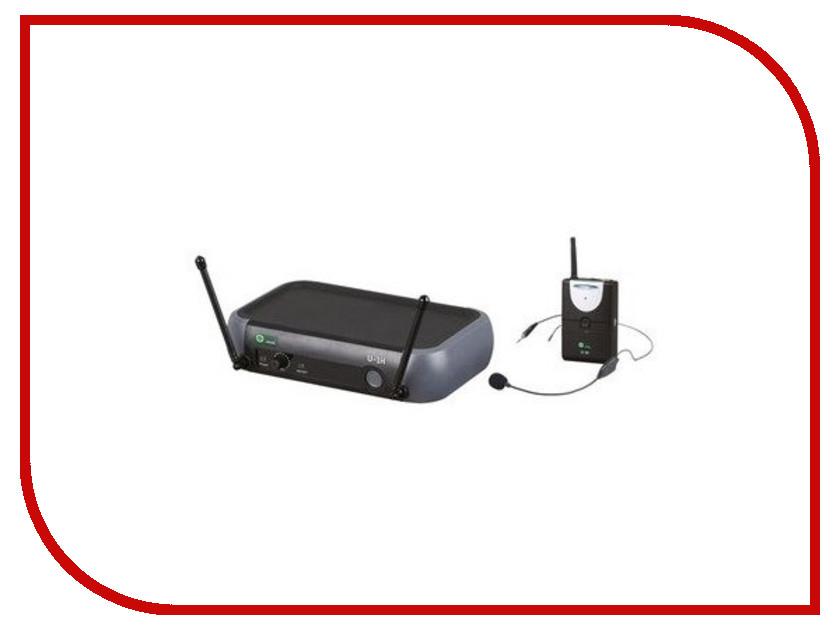 Радиосистема Eco by Volta U-1H (490.21) радиосистемы eco by volta u 2 505 75 622 665