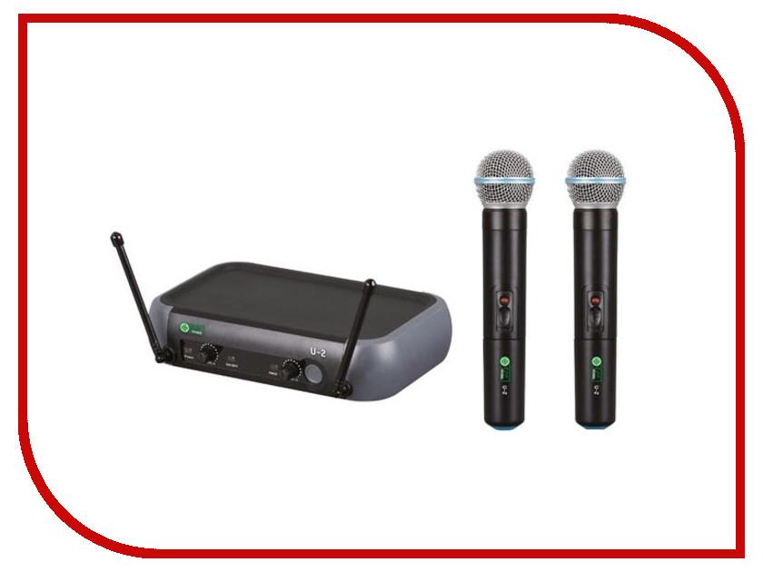 Радиомикрофон Eco by Volta U-2 (716.90/622.665)