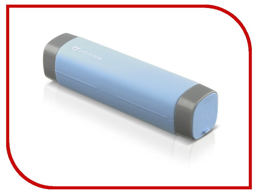Аккумулятор Cellular Line 2200 mAh Blue FREEP2200ACTIVEU<br>