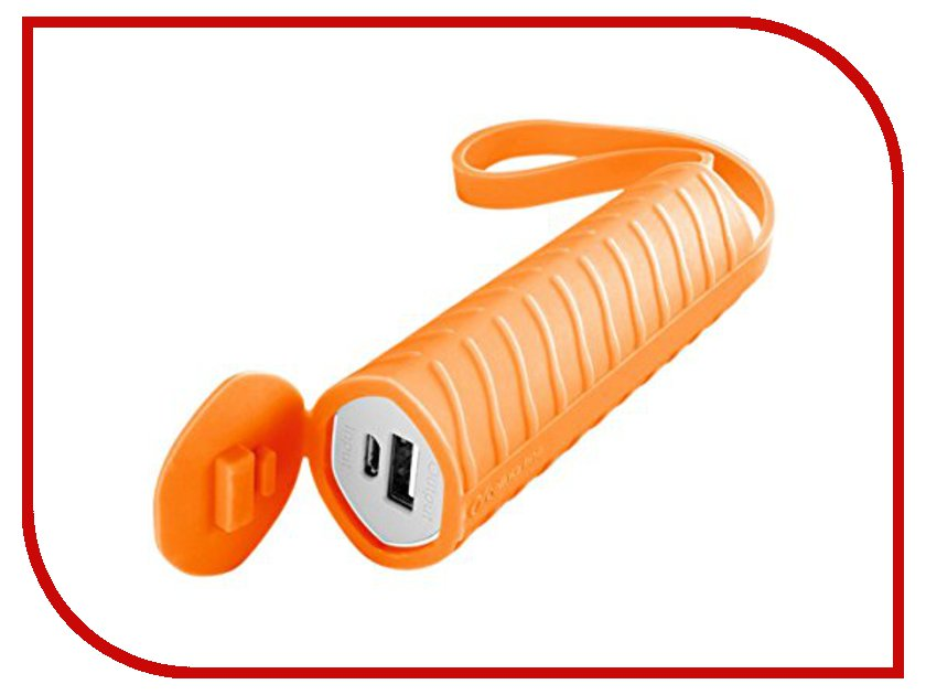 Аккумулятор Cellular Line 2200 mAh Orange FREEP2200VOYAGO