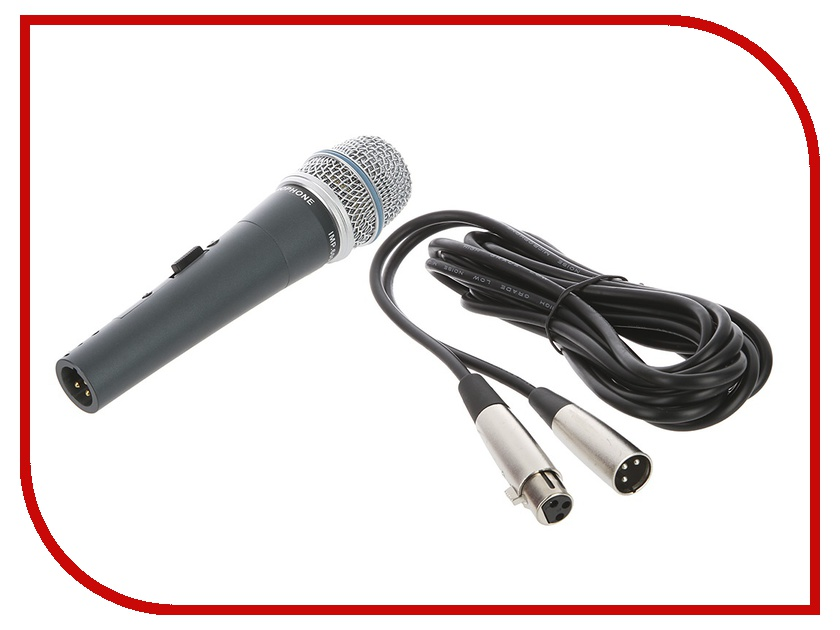 Микрофон Volta DM-b57 SW volta dm b58 sw
