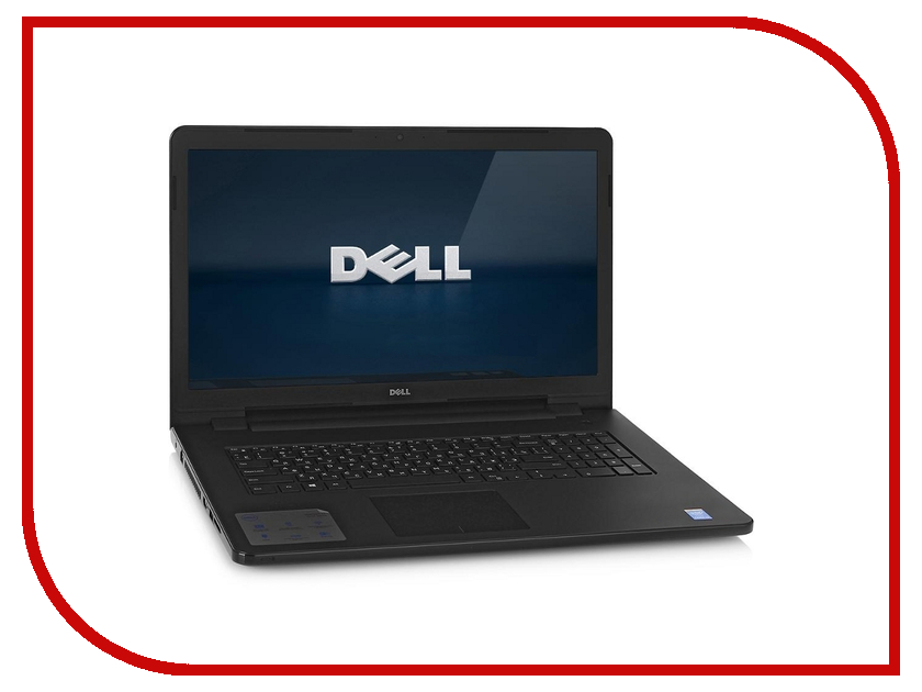 Ноутбук Dell Inspiron 5758 5758-1820 (Intel Pentium 3805U 1.9 GHz/4096Mb/500Gb/DVD-RW/Intel HD Graphics/Wi-Fi/Bluetooth/Cam/17.3/1600x900/Windows 10 64-bit)<br>