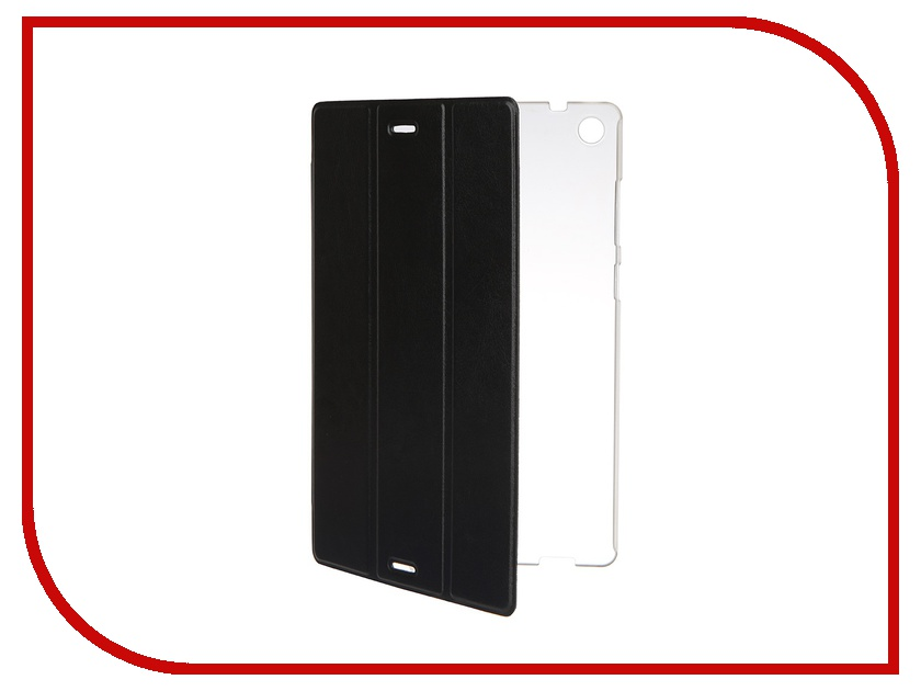 Аксессуар Чехол ASUS ZenPad S 8.0 Z580 ProShield Slim Case Black P-P-AZZ580 аксессуар чехол asus zenpad 10 1 z300 it baggage black itaszp300 1