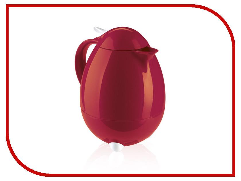 Термос Leifheit Columbus 1L Dark-Red 28336 leifheit термос чайник leifheit bolero 28343 1 л черный c uk z9g6