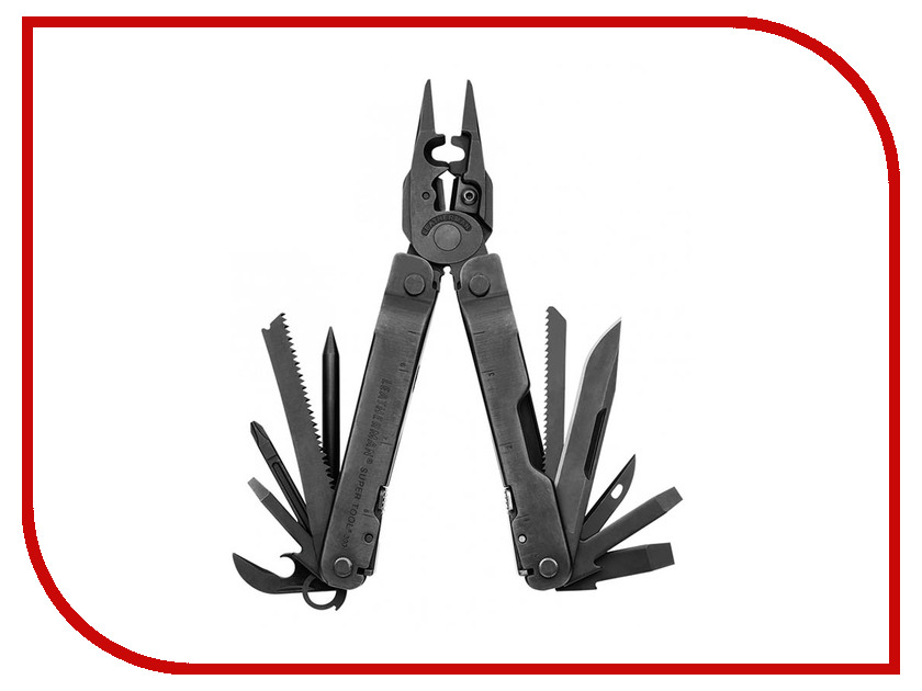 Мультитул Leatherman Super Tool 300 EOD Black 831369 ranger eod